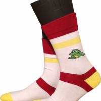 Leuk idee: eigen sokken ontwerpen